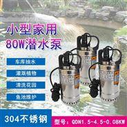 1.1KW立式单级不锈钢潜水泵