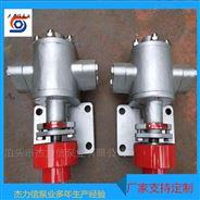 微型不銹鋼泵 小流量耐腐蝕齒輪泵