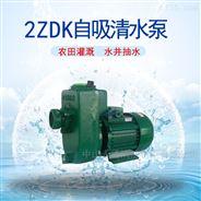 2寸清水泵380V微型工业增压管道自吸泵