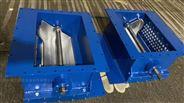 生料均化库卸料设备气动流量开关阀