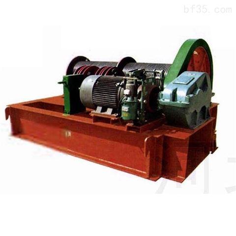 QPK-5T耐磨使用寿命长快落式卷扬式启闭机