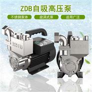 不锈钢自吸泵旋涡式单相循环增压泵