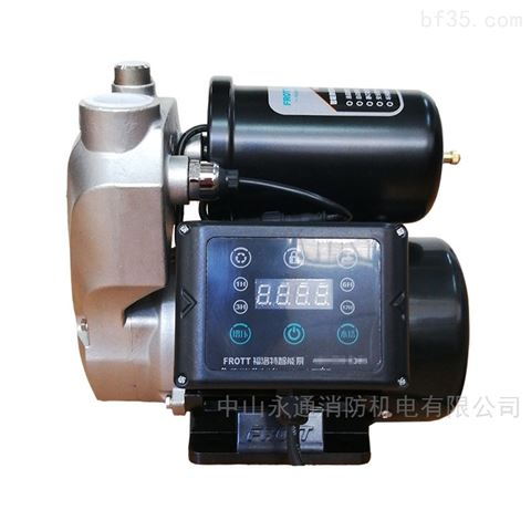 热水器水压不足自动不锈钢家用增压泵