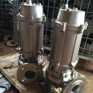 厂家直批发不锈钢潜水泵耐腐蚀耐酸碱抽水机
