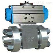 气动高压承插焊球阀