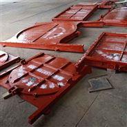 华英促销PGZ1.2m×1.2m潜孔式平面铸铁闸门