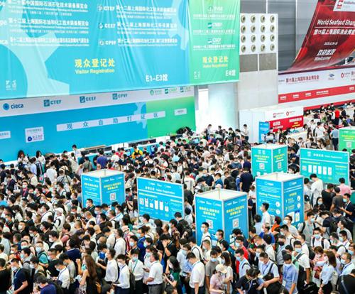 2021上海石油化工泵阀管道展启航,众多阀企抢占C位