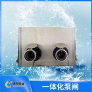 佛山潛水閘門泵 一體化泵閘設備