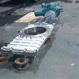 SCZ973H-10C电动穿透式刀型闸阀